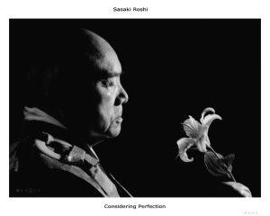 Joshu Roshi Portrait